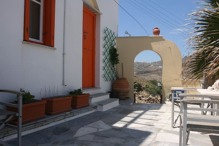Panormos Apartments  in Tinos Greece-No 5 - Panormos - Departamento