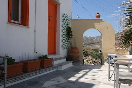 Panormos Apartments  in Tinos Greece-No 5 - Panormos - Appartement