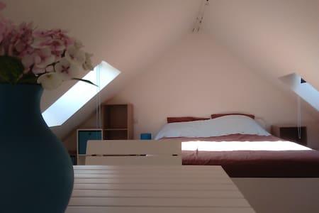Studio mezzanine  au coeur du centre historique - 蒙特勒伊 - 公寓