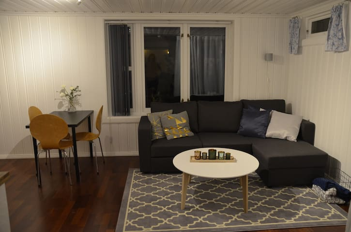 Welcoming and quiet studio apartment close to Oslo - Bærum - Apartemen