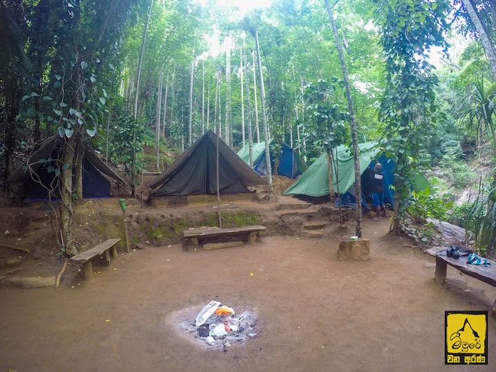 Meemure Tented Camping & Village Experience