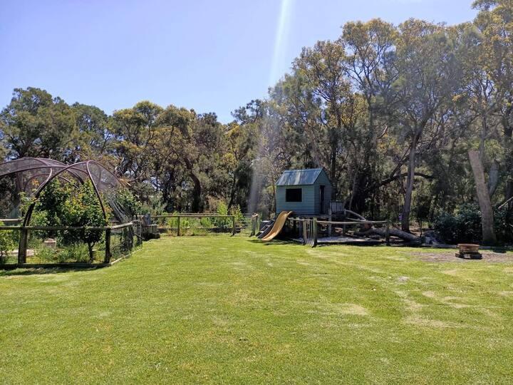 The Big Mudbrick House
