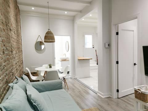 BRAND NEW one bedroom apartment in Lachine!