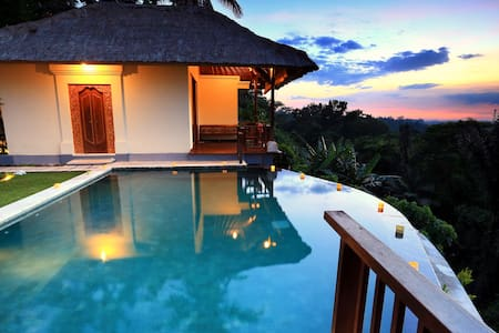 Gayatri Ubud (Deluxe Room with Valley View)