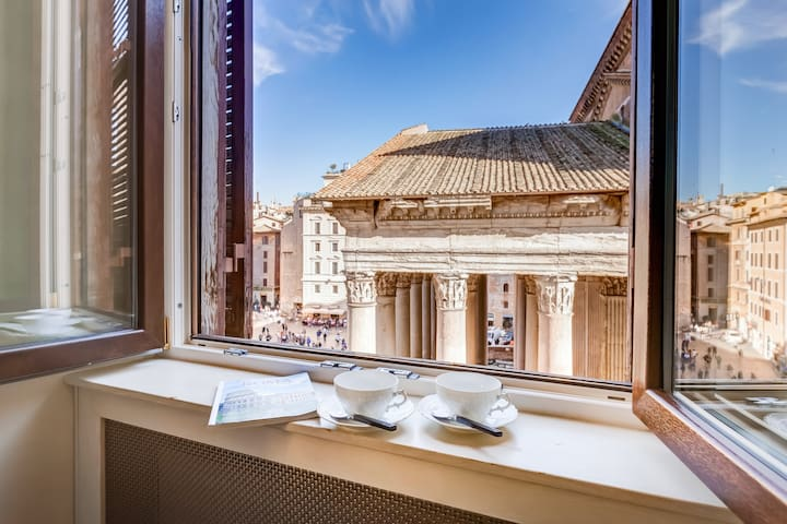 The Flair Pantheon View