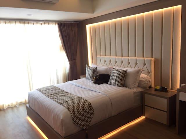 Lagrande apt bandung near BIP Dago - Bandung - Apartment