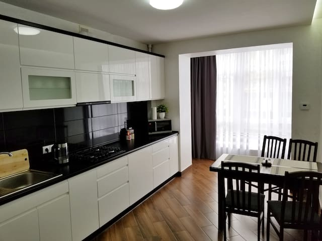 Cozy Belvedere apartment in the city center