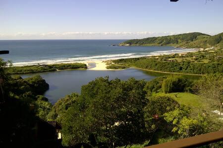 Cabana 1  Alto Mar - Praia do Rosa - 因比图巴 - 独立屋
