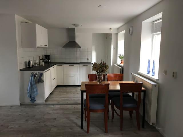 Luxe appartement in de mooie Drentse natuur.