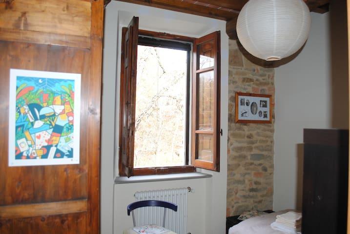 first floor : single bedroom