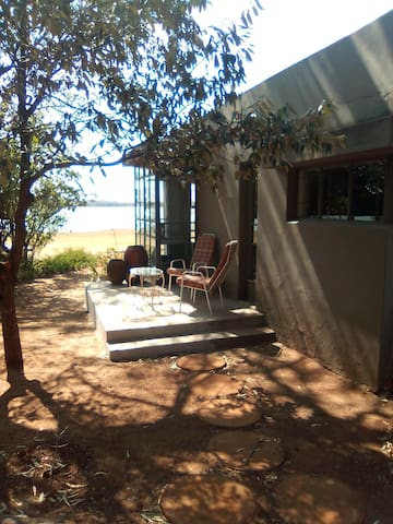 The RETREAT self catering accommodation Vaal Dam