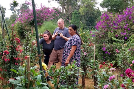 Flower Valley is your dream made homestay @ Munnar - Munnar - Bed & Breakfast