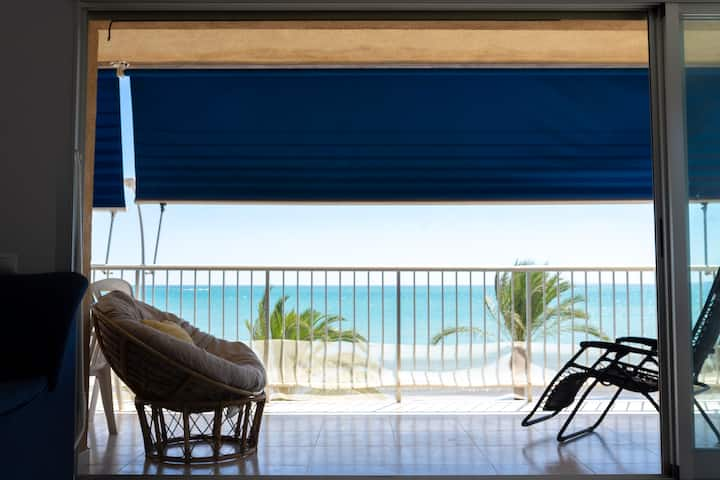 Relax en primera línea de playa