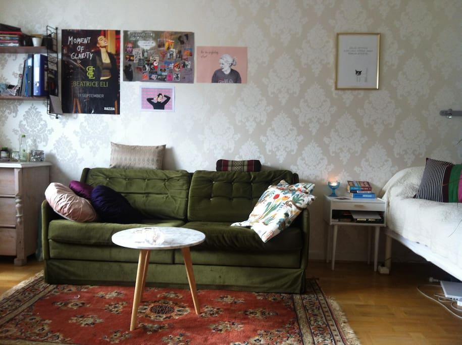 Sofa (sofa bed)