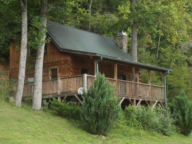 Bucks Nest Cabin in Nantahala, NC