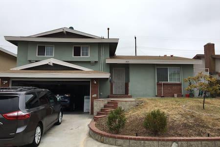 洛杉矶罗兰岗高素质家庭欢迎你 - Rowland Heights - ที่พักพร้อมอาหารเช้า