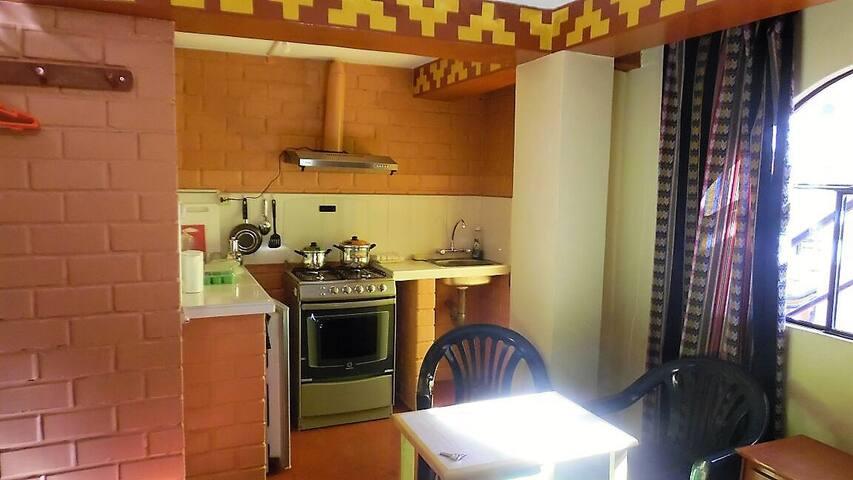 Privé keuken