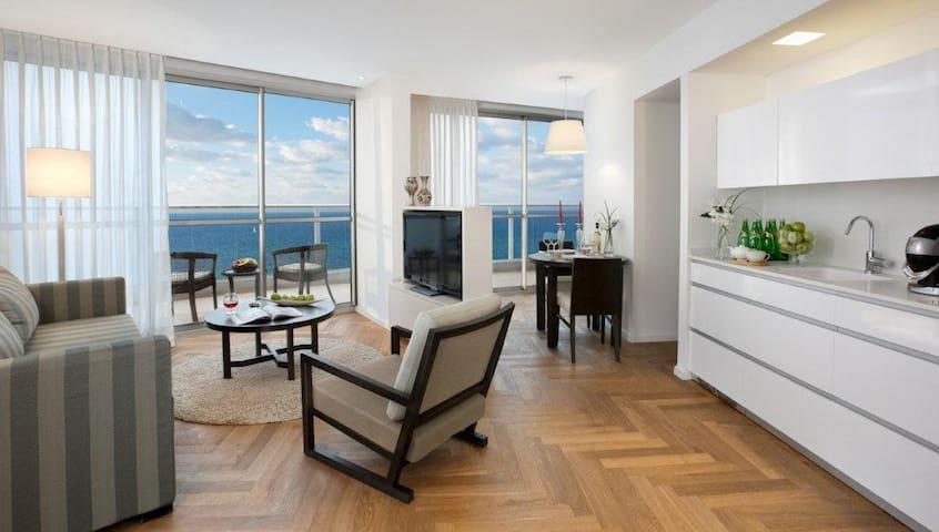 Mini Penthouse Ramada Netanya - Stayfirstclass