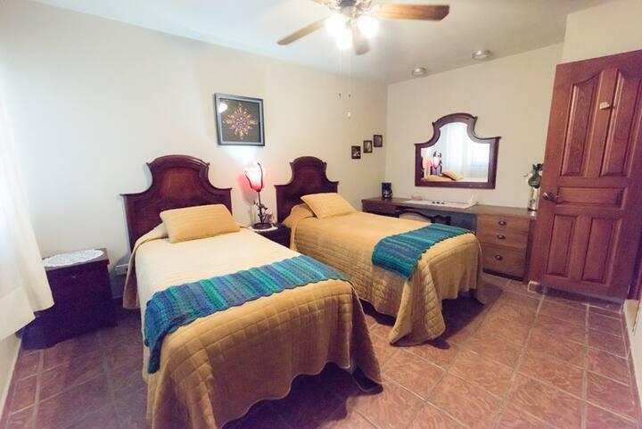 Twin Room Suite