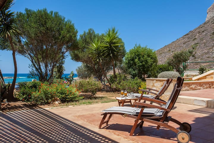 Galini sea view house - Stavros - Flat