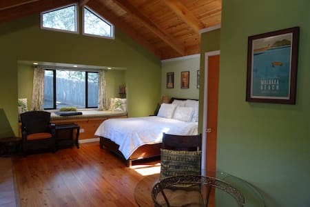 Guesthouse Set in the Trees - Carmel Valley - Ev