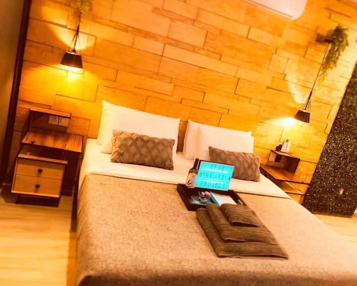 NEW En-suite Studio w/ Cenote & Infinity Pool