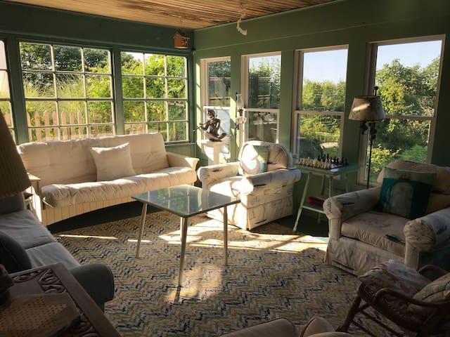 Nantucket Hidden Gem - A spacious, historic home