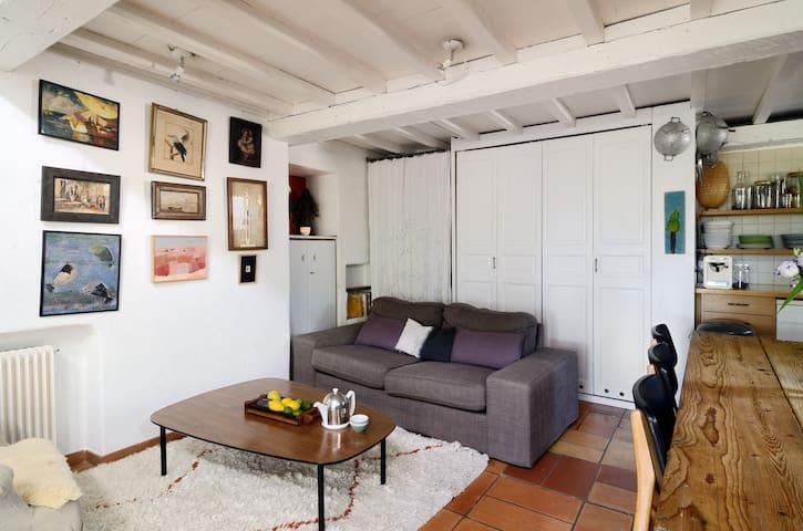 Charmante maison cadre exceptionnel - Aix-en-Provence - Maison
