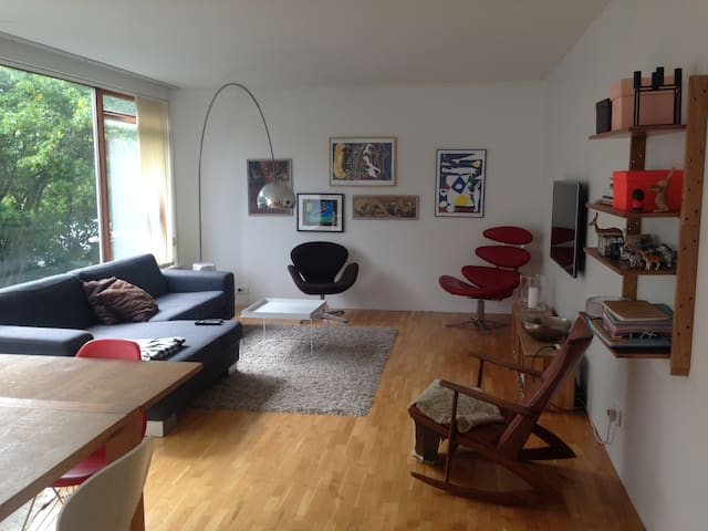 Family friendly apartment-downtown - Reykjavík - Apartment