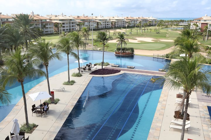 Golf Ville Resort - Porto das Dunas, Beach Park