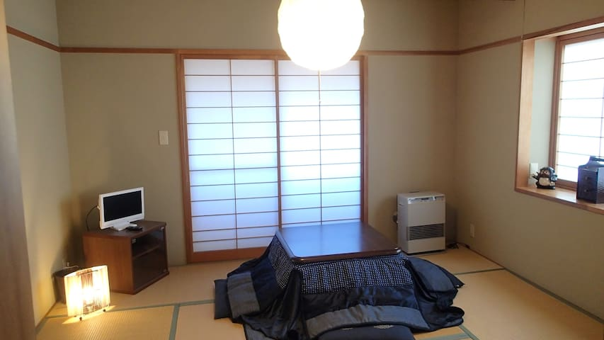 [Akakura] Japanese Room w/Kotatsu & Breakfast