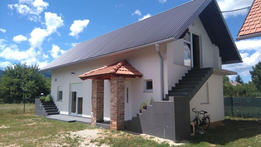 Gacka Valley Otocac-Sinac