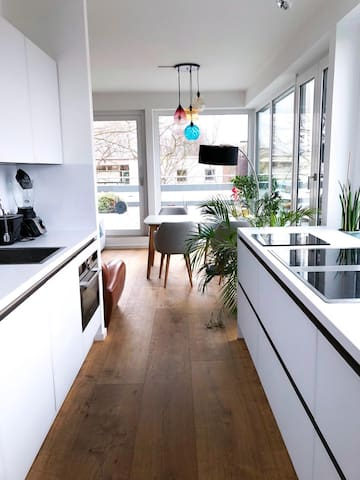 Luxurious & spacious Loft in the heart of Hannover