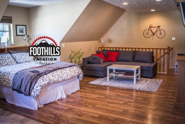 Foothills Vacation Suite - Cumberland - Andere