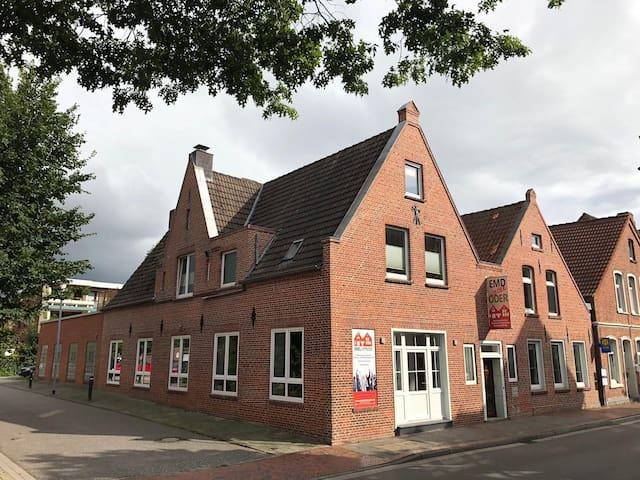 Niederländische Gastfreundlichkeit in Emden
