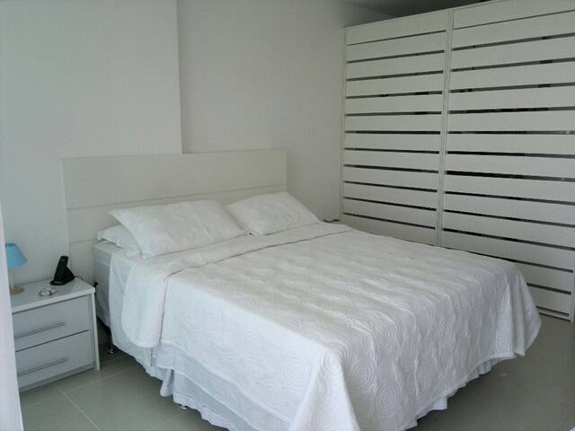 Flat mobiliado no Gran Nobile Macaé