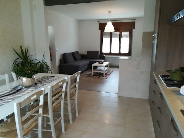 appartamento a Marostica con vista Monte Grappa