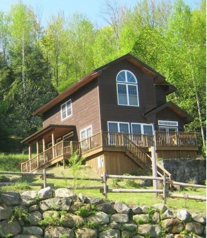 Malbec Hill Lodge in Adk Capital - Saranac Lake - House