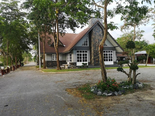 Baan Ta Phai Country house Airbnb