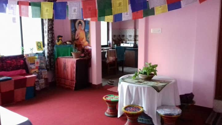 Kathmandu sharing room near Thamel