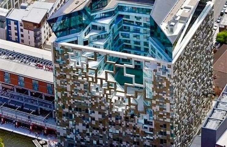 The Cube 19 Best View Top floor