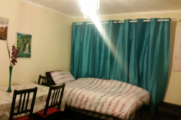 A bright and modern room in (7 munites )Plaistow