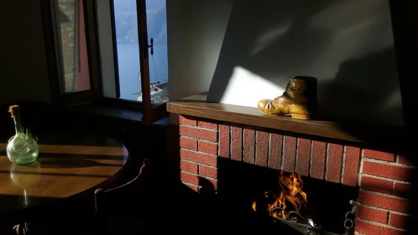 Casa del Pepott - Perledo - Leilighet