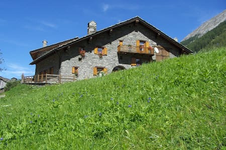 Cozy studios in the Alps - Rhêmes-Saint-Georges - Apartamento