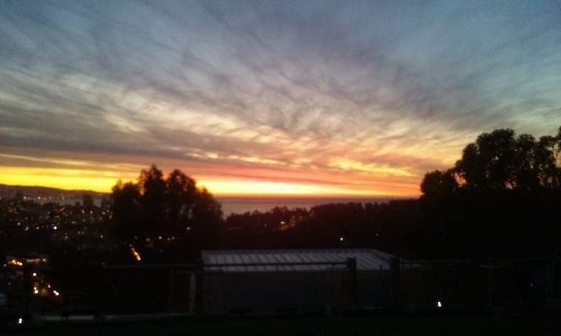 Common sunset