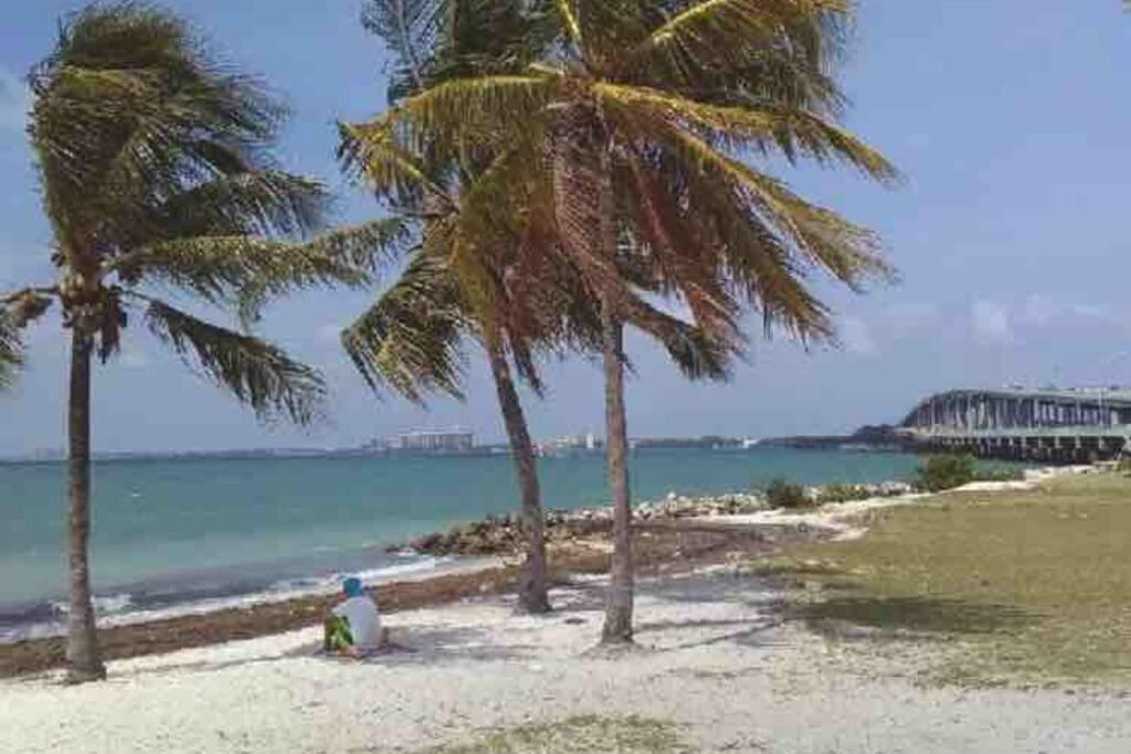 Key Biscayne private Islands