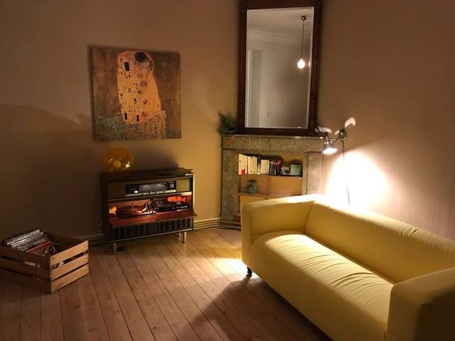 Vintage style appartement