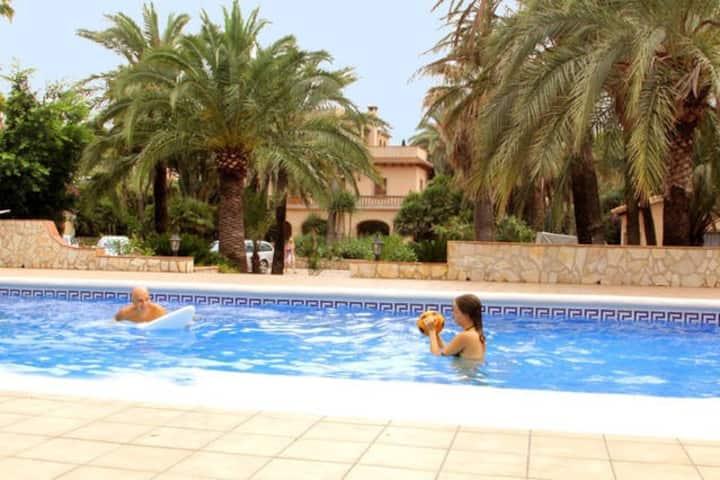 DALI- Small Double room Standard, villa with pool