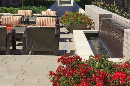 2 bedrooms Modern Resort style - Irvine - Lakás