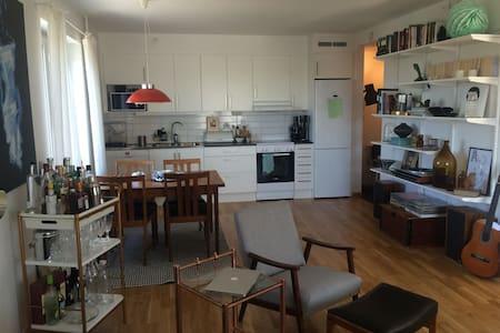 Amazing apartment in a hipp area - Gotemburgo